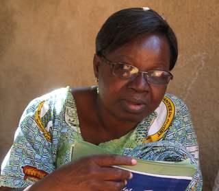 Marcelline ADA, la responsable du CESAED