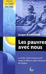 Les pauvres avec nous - Jacques Blandenier